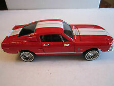 "SUNNYSIDE 1968 SHELBY GT500KR KING OF THE ROAD DIE CAST CAR - 1:24 - 7 3/4"" - CR"