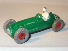 dinky COOPER BRISTOL RACING CAR - 233 rare red hubs