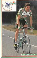 PELLO CABESTANY Cyclisme Cycling Ciclismo GATORADE 93
