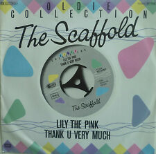 "7"" SCAFFOLD Thank You Very Much + Lily The Pink /MINT-"