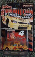Rare Bobby Hamilton #4 Kodak Max Film Preview Edition 2000 Chevrolet Monte Carlo