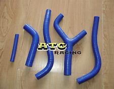 For HONDA CR250 CR 250 1983 83 silicone radiator hose BLUE