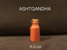 Ashtgandha Powder 100% Natural Mixture Of 8 Fragrant Rare Herb Puja Krishna Musk