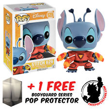 FUNKO POP DISNEY LILO & STITCH STITCH 626 VINYL FIGURE + FREE POP PROTECTOR