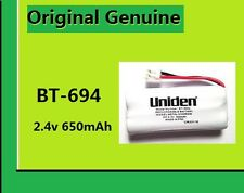 Brand new** genuine uniden cordless phone battery BT-694