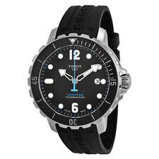 Tissot TSport Seastar 1000 AutomaticBlack Rubber Mens Watch TIST0664071705702