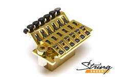 Graph Tech LB63 Floyd Rose Style Locking Bridge  Gold - PS-0080-G0 NEW