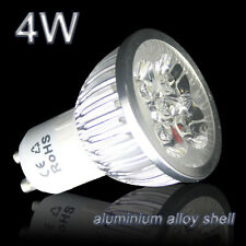 6W/4W/3W GU10/MR16 Day/Warm White Light 60SMD LED Bulbs/lamps Replace Halog
