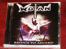 Wotan: Bridge To Asgard EP CD 2011 My Graveyard Productions Italy MGP-075 NEW