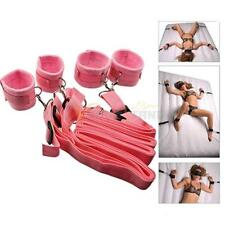 Bed Bondage Restraint System Handcuffs Restraints SM Strap Fetish Adult Sex Toy
