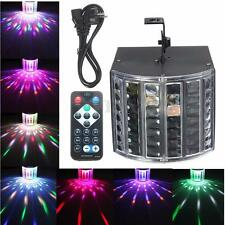 18W LED DMX512 RGBW Stage Light Auto/Sound Control DJ Disco 7 Channel + Remote