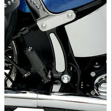 Drag Specialties Chrome Frame Inserts 2001-2006 Softail Springer FXST