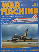 War Machine Issue 61 The First Supersonic Fighters, MiG-21 cutaway drawing