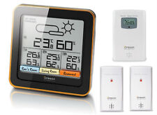 Oregon Scientific Multi-Zone Weather Station with Mold Alert