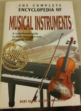 2003 The Complete Encyclopedia of Musical Instruments Hardcover with dust jacket