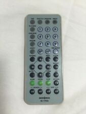 Magnaxox / Insignia RC-1700A RC Remote Control for MPD850 I-PD1020 DVD players