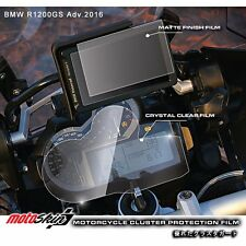 Cluster Scratch Protection Film / Shield for BMW R1200GS Adv. 2016 - MotoSkin