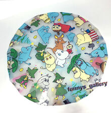 Moomin Plastic Shower Cap Bath Hat for Kid Adult Girl Boy Children