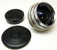VOIGTLÄNDER Objektiv Lens SKOPAREX 3,4/35 für BESSAMATIC / ULTRAMATIC