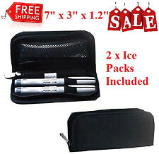 Diabetic Carry Case Medicine Cooling Pouch Travel Insulin Cooler Pen Ice Bag NEW