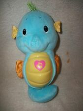 Fisher Price Musical Lightup Glow Worm Soother Gloworm Plush Doll