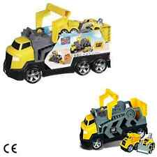 Mega Bloks Tiny 'n Tuff CAT Constructor Truck - Lorry Toy - (#652) Age 1-5 Years