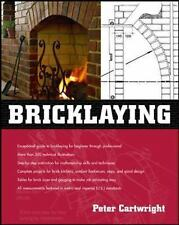 Bricklaying by Peter Cartwright (2002, Paperback)