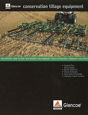 Prospekt AGCO Glencoe 2002 Landmaschinen Conservation tillage equipment brochure