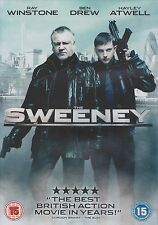 THE SWEENEY -  Ray Winstone, Ben Drew, Damian Lewis, Hayley Atwell (DVD 2013)