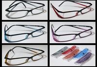 Lesebrille Lesebrillen Brille Lesehilfe Sehhilfe Brillen mit Etui Sehstärke
