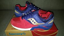 "Saucony Grid 9000 ""Sparring"" Blue / Red / White - UK 10"