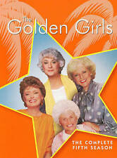 The Golden Girls - The Complete Fifth Season (DVD, 2016, 3-Disc Set)