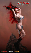 Phicen 1/6 RED SONJA  WARRIOR Complete Box Set mint in sealed brown shipper