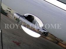 Jaguar Xf Nuevo Cromado 4 Piezas Puerta Interior Mango Adornos / scoups conchas Todos Los Modelos