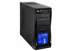 Rosewill CHALLENGER ATX Mid Tower Gaming Case with 3 Pre-Installed Case LED Fans