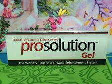 ProSolution Gel 60ml (2fl.oz) Topical Performance Enhancement - 1 Tube