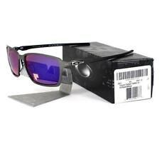 Oakley OO 6017-03 POLARIZED TINCAN Carbon OO Red Iridium Mens Sunglasses Rare