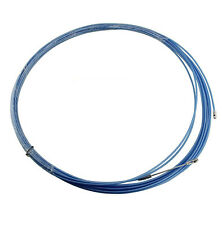New 5m long 4mm Nylon Fish Tape Electrical Cable Puller Electrician Wire