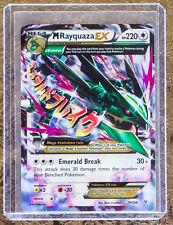 Pokemon Mega Rayquaza EX 76/108 - XY Roaring Skies - Ultra Rare Holo Card