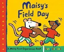 Maisy's Field Day-ExLibrary