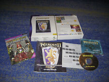 Heroes of Might and Magic 2  II: The Succession Wars deutsch  mit OVP usw.