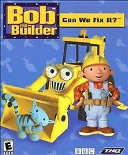 Bob the Builder: Can We Fix It (PC, 2001)
