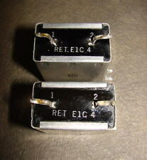 Pair, Western Electric RET E1C 4 Transformers, for Tube Amp