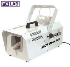 FX Lab 1200W Snow Storm Maxi Artificial Fake Snow Party Events Effects Machine