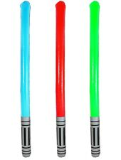 Movie Fancy Dress Inflatable Light Stick 90cm Saber Lightsaber Star Sword New