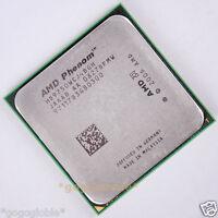 Working AMD Phenom X4 9750 2.4 GHz HD9750WCJ4BGH CPU Processor Socket AM2+
