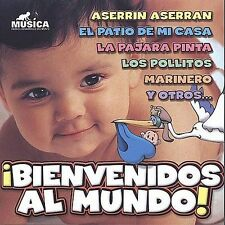 Baby's First Songs in Spanish: Bienvenidos Al Mund