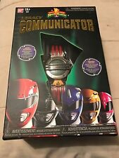 Mighty Morphin Power Rangers Legacy Communicator w/ 5 Color Bands *NEW*