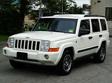 Jeep: Commander 4WD 4X4 TRAIL RATED OFF-ROAD PACKAGE 1-OWNER!