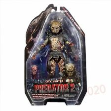 "NECA Predator Series 7 City Hunter 7"" Scale Action Figure"
